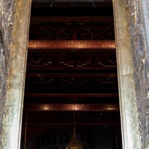 Emerald Buddha in Wat Phra Kaeo