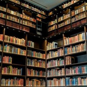 東洋文庫のモリソン書庫