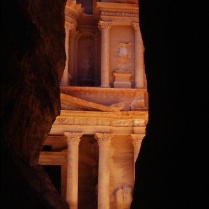 el khazne in Petra