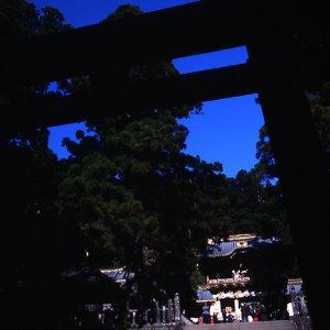 Yomeimon gate in Nikko
