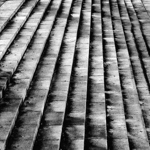 steps in Komazawa Park