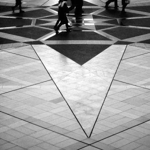 Figure walking