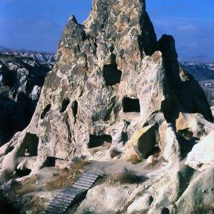 カッパドキアの岩
