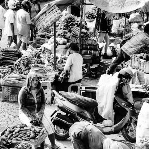 Messiness in market