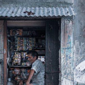 Small shop in Kolkata