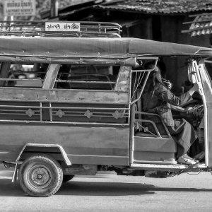 Passenger vehicle called Jumbo