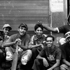 Members of cricket team