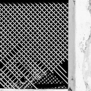 Dilapidated lattice