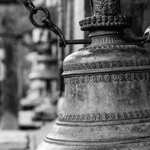 Bell in Pashupatinath