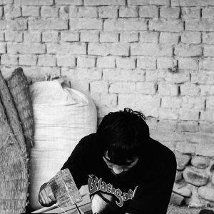 ブンガマティの木彫職人