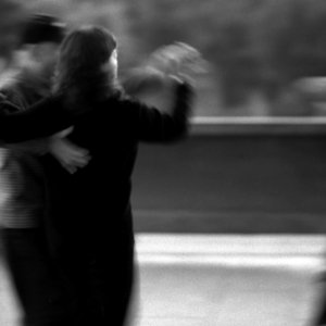 People doing social dance