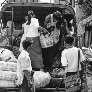 積み荷と乗客