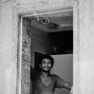 carpenter in building