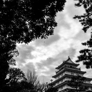 tower of shimabara castle
