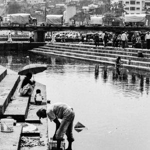 Washing ghat