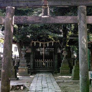 Small Shinto shrine