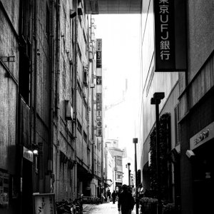 Alleyway in Shinjuku