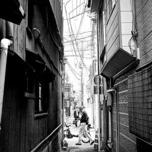 Alleyway in Yanaka