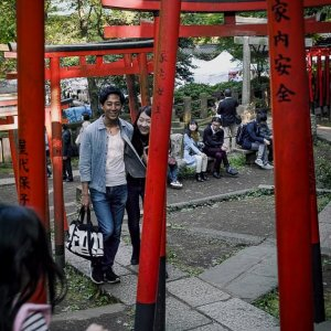 Torii and couple