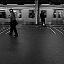 Platform Of Akihabara Station @ Tokyo