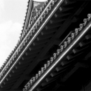 Roof Of Matsue Castle