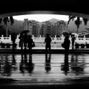Silhouettes At National Palace Museum