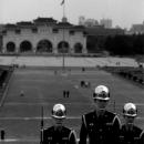Guardsmen Walking Upstairs And Gate @ Taiwan