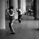 Tai Chi Chuan In Sun Yat-Sen Memorial Hall