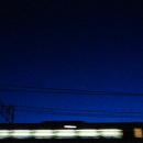 Train At Night @ Tokyo