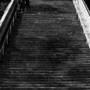 Long Stairway In Suwa Jinja @ Nagasaki