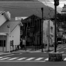 School Girl And Shimabara Castle