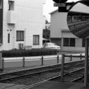 Train In The Round Mirror