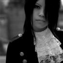 Girl In Gothic Lolita Fashion