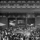 Crowd In Senso-ji