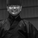 Man In A Formal Dress Of Ryukyu @ Okinawa