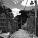 Stone Paved Street In Shuri @ Okinawa