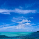 Blue Ocean And Isle Of Ogami
