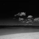 Silhouette On Nichihama Beach