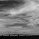 Silhouette Of Ikema-ohashi Bridge @ Okinawa