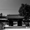 Gate Of Kibitsuhiko Jinja @ Okayama