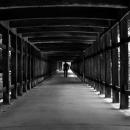 吉備津神社の長い廻廊