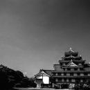 Tower Of Okayama Castle