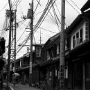 Old Fashioned Street In Kurashiki