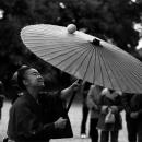 Ball On Her Umbrella @ Tokyo