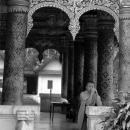 ワット・マイ寺院にいた僧侶