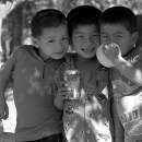 Three Boys And A Coke @ Laos