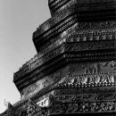 Stupa In Wat Nam Kaew Luang @ Laos