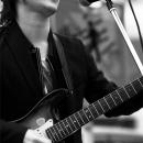 Guitarist Wearing Sunglasses @ Tokyo