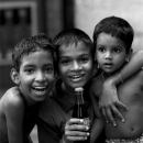Three Boys And A Coke @ Sri Lanka