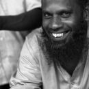 Bearded Man Smiles @ Sri Lanka